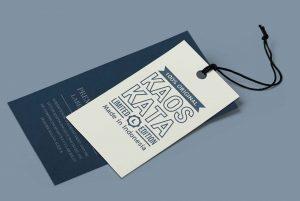 jasa desain label